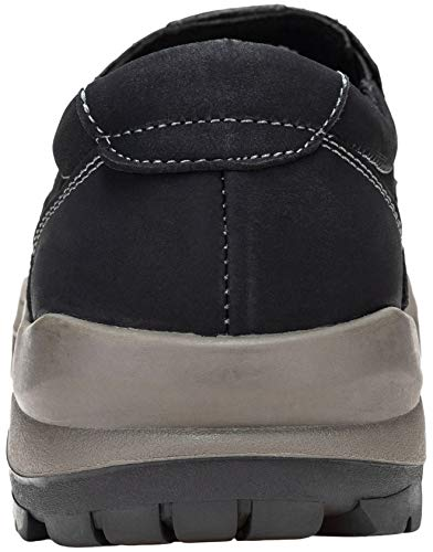 Pictures of JOUSEN Men's Slip On Loafers Jungle Black 10 M US 6