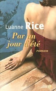 Par un jour d'été par Luanne Rice