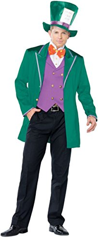 Mad Tea Party Host Adult Costume - X-Large ()