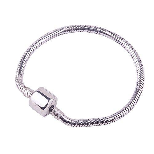 PandaHall Bracelet Stainless European Jewelry
