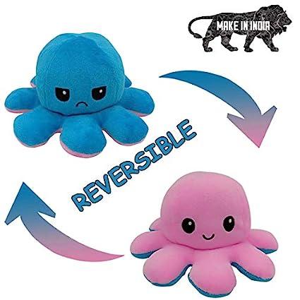 Babique Octopus Sitting Plush Soft Toy Cute Kids Animal Home Decor Boys/Girls (17 cm)
