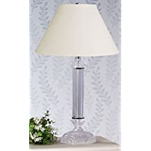 28h Battersby Table Lamp with Calais Shade