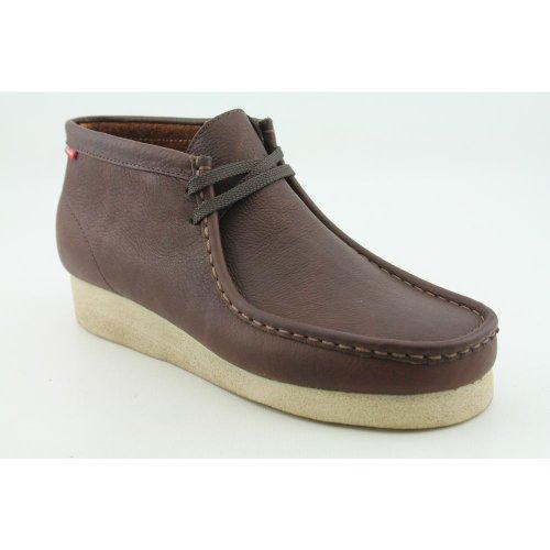 Clarks Padmore Boots Enkellaarsjes Bruin Oel Maat 12m Bruin Leer