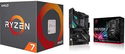 AMD Ryzen 7 3800X, Procesador con Disipador de Calor Wraith Prism (32 Mb, 8 Núcleos, Velocidad de 4.5 Ghz, 105 W): Amd: Amazon.es: Informática