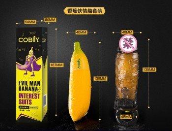 Happens. masturbation lubricants banana think