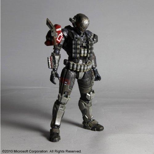 Halo Reach: Kai Action Figure #3 - Emile
