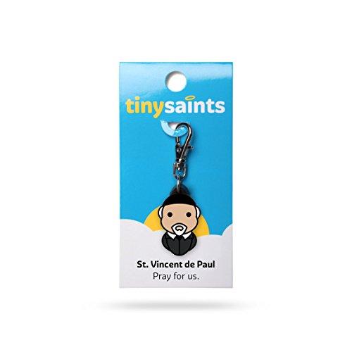 Tiny Saints Charm St. Vincent de - Vincent Style St
