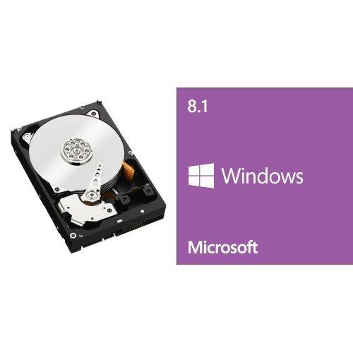 Picture of a Bundle WD Blue 1 TB