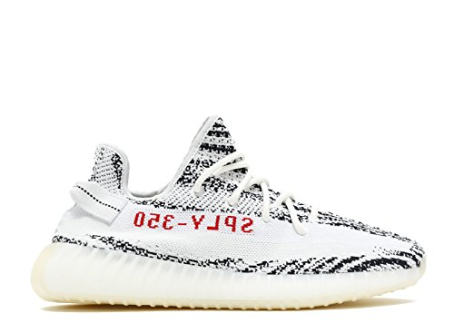 5c7df6e8b Adidas Yeezy Boost 350 V2 Zebra Fashion Sneakers For Men s  Buy Online at  Low Prices in India - Amazon.in