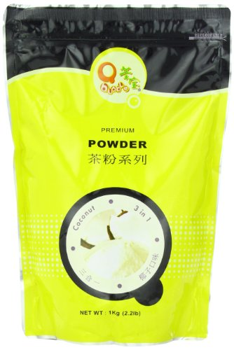 Qbubble Tea Coconut Powder Pound