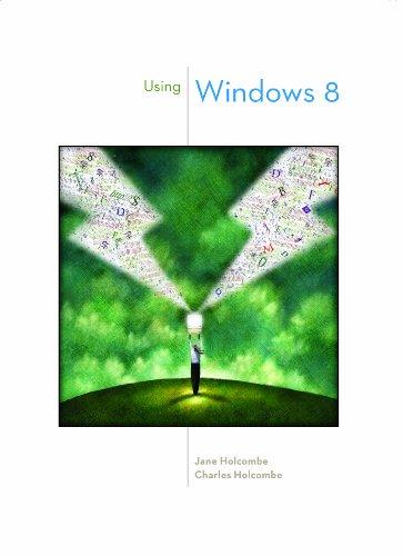Using Windows 8, 1st edition Pdf