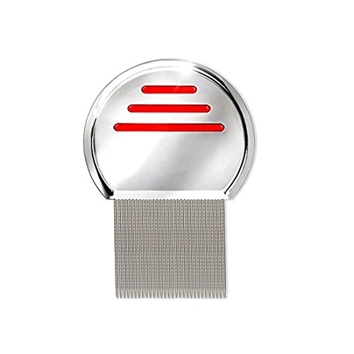 Lice comb,Terminator Nit & Lice Comb - Removes Lice & Nits From Hair, Stainless Steel Durable Design, The Best Lice Comb Available