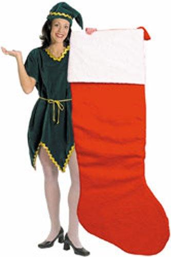 60 inch jumbo regal christmas stocking decoration - Giant Christmas Stocking