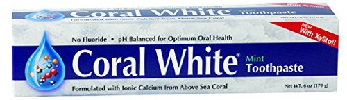Coral White Toothpaste Mint6 Ozcoral (Coral White Toothpaste)