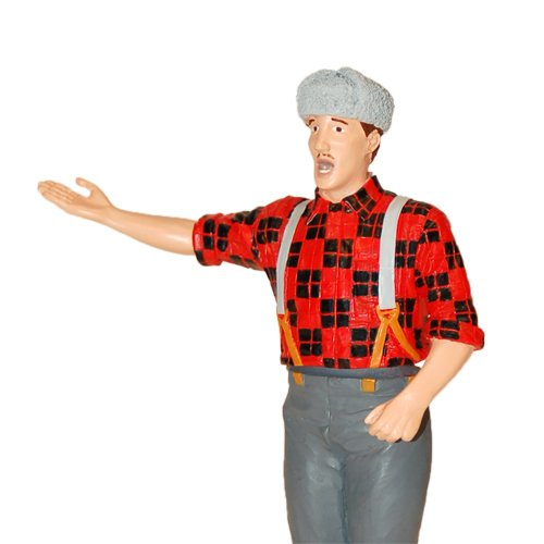 Factory-Entertainment-Monty-Python-Lumberjack-Deluxe-Premium-Motion-Statue-Singing