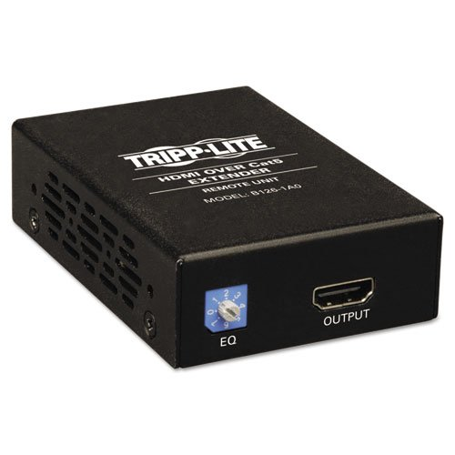 Tripp Lite - HDMI Over CAT5 Active Extender Remote Unit, TAA Compliant B126-1A0 (DMi EA by Tripp Lite