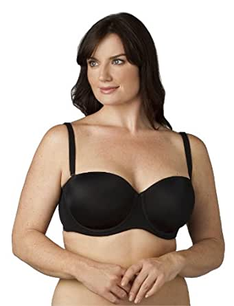 Serenada® Convertible Underwire Bra 196710-46DD-Black