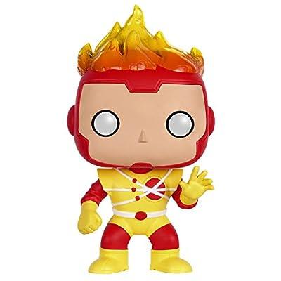 Funko POP Heroes: Firestorm Action Figure: Funko Pop! Heroes:: Toys & Games