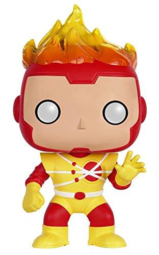 The Human Torch Costume (Funko POP Heroes: Firestorm Action)