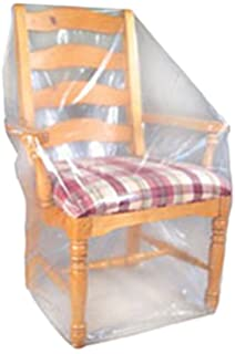 amazon com furniture storage bags dining room chair 3 mil thick