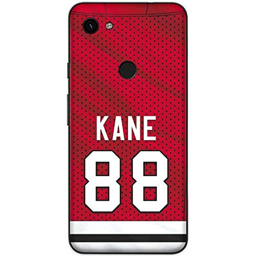 Skinit Chicago Blackhawks Google Pixel 3a Skin - Officially Licensed NHL Players Phone Decal - Ultra Thin, Lightweight Vinyl Decal Protection (Blackhawks Best Player 2019)