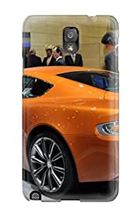 Premium Galaxy Note 3 Case - Protective Skin - High Quality For Aston Martin Virage 37