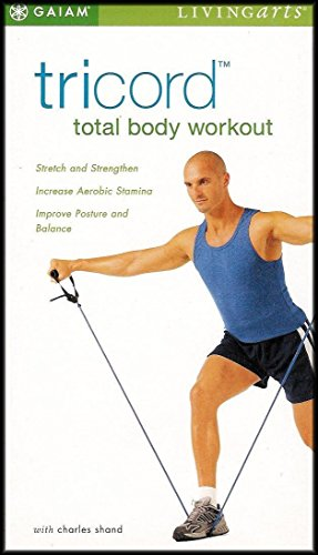 Tricord Total Body Workout (Stretch and Strengthen/Increase Aerobic Stamina/Improve Posture and Balance)