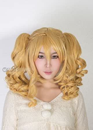 Black Butler Kuroshitsuji Elizabeth Middleford Costume Party Cosplay Wig