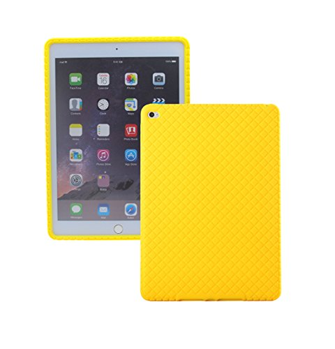 Yellow Rubber Skin Case - 7