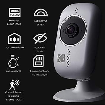 Surveiller à distance avec une caméra surveillance Iphone ?