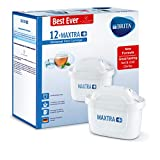 BRITA Maxtra+ Water Filter Cartridges, White, Pack Of 12 (Uk Version)
