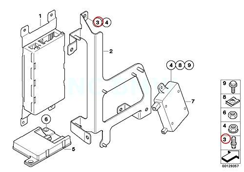 Amazon Com Bmw Genuine Rivet Pin Automotive