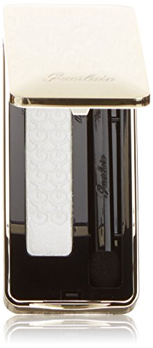 Guerlain Ecrin 1 Couleur Long-Lasting No. 10 White Ever Eyeshadow for Women, 0.07 Ounce