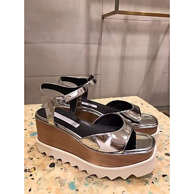 Nero Party CN34 Donna Abito Outdoor Sandali Da Matrimoni Estate EU35 amp; Autunno Casual Liane UK3 Teletta Carriera Ufficio RTRY amp; Vacchetta Whit Sera US5 HqPwxAxS
