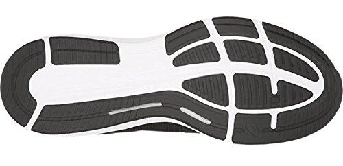 Asics Roadhawk Ff, Zapatillas de Entrenamiento para Hombre Negro (Black/white/silver)
