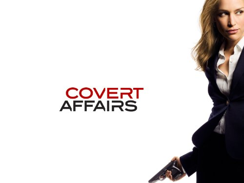 Covert Affairs: Season Two movie