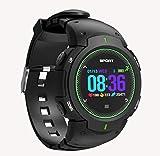 LJXAN Smart Bracelet Waterproof Long Standby Heart Rate Blood Pressure Monitoring Bluetooth Watch Pedometer Fitness Activity Tracker,Green