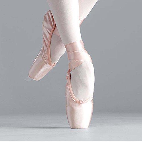 Femme DREAMOWL Ballerines Pour Rose Rose qEqUrS7