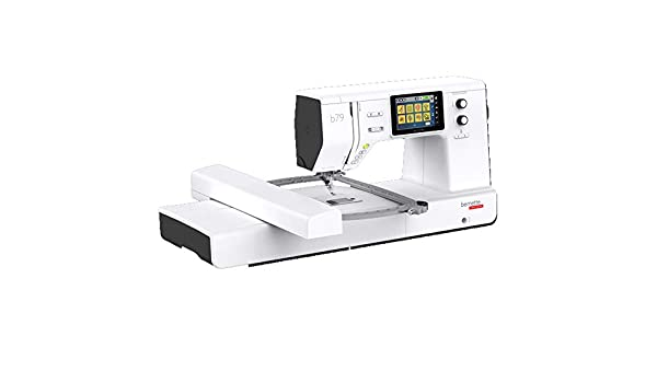Bernina Bernette B79 - Máquina de coser y bordar: Amazon.es: Hogar
