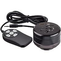 AmScope Microscope HDMI Camera with Standalone Recording + Wired Remote