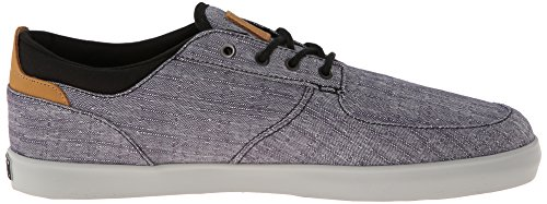 Etnies Hitch, Men's Skateboarding Shoes Multicolour (Charcoal/010)