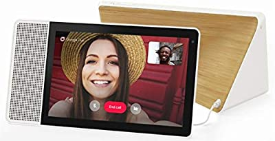 "Lenovo Smart Display IPS Touchscreen Octa-Core 4GB eMMC Webcam WiFi Android (Bamboo 10"")"