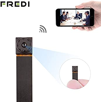 YACAM Fredi Wifi 720P Wifi Wireless Security Camera