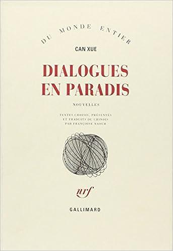 Lire en ligne Dialogues en paradis epub pdf