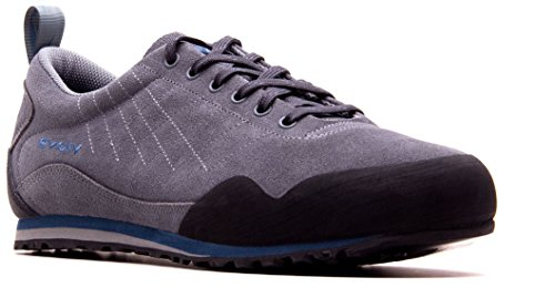 - Evolv Zender Shoes - Men's Gunmetal 9.5