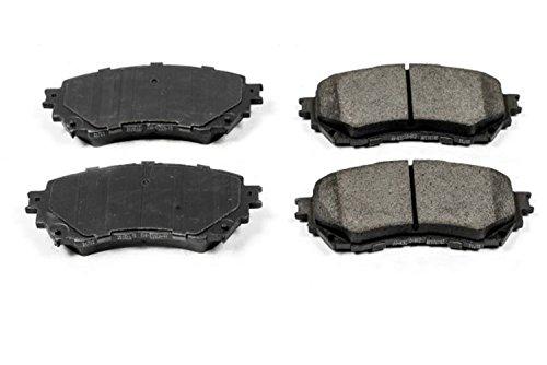 Power Stop 16-1711 Z16 Evolution Front Ceramic Brake Pads
