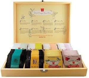 WISSOTZKY Magic Tea Box, 80-Count