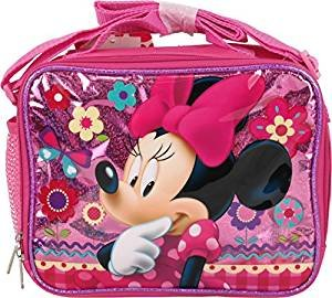 Mouse Lunch - Disney Minnie Mouse Soft Lunch kit bag