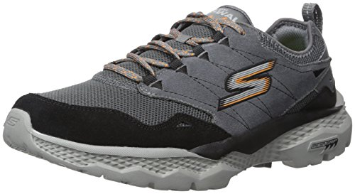 Performance orange Men's Go Skechers Outdoor voyage Charcoal Shoe Walking AdwAq685