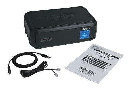 037332124999 - Tripp Lite 1000VA Smart UPS Back Up, 500W Tower, LCD, AVR, USB, Tel & Coax Protection (SMART1000LCD) carousel main 5